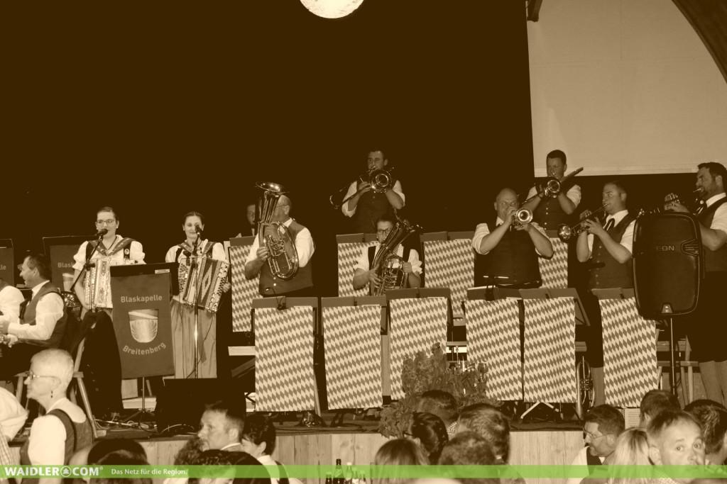 Bild von Gruppe Breitenberger Wirtshausmusikanten