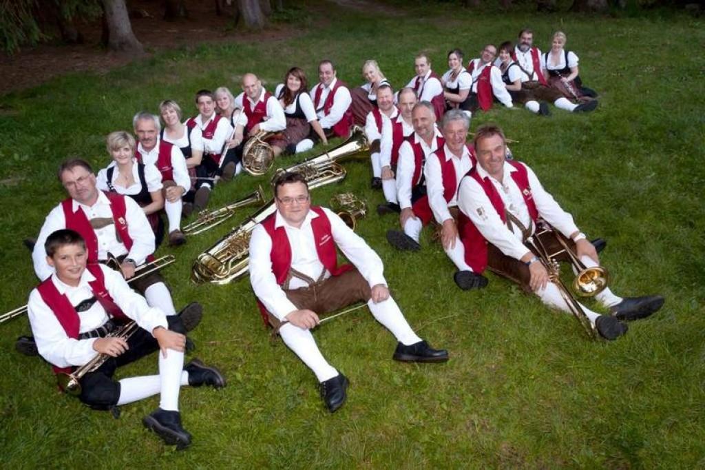 Bild von Gruppe Musikzug Ruhmannsfelden
