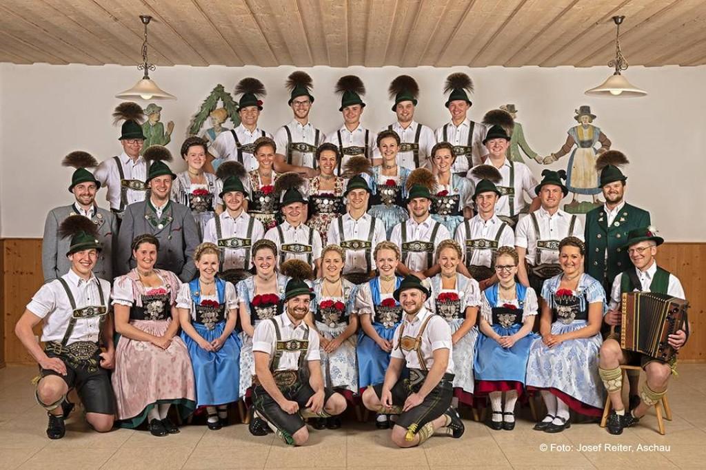 Bild von Gruppe Gaugruppe Chiemgau Alpenverband