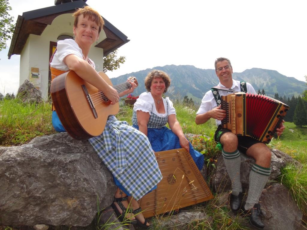 Bild von Gruppe Koppachtaler Stubenmusik