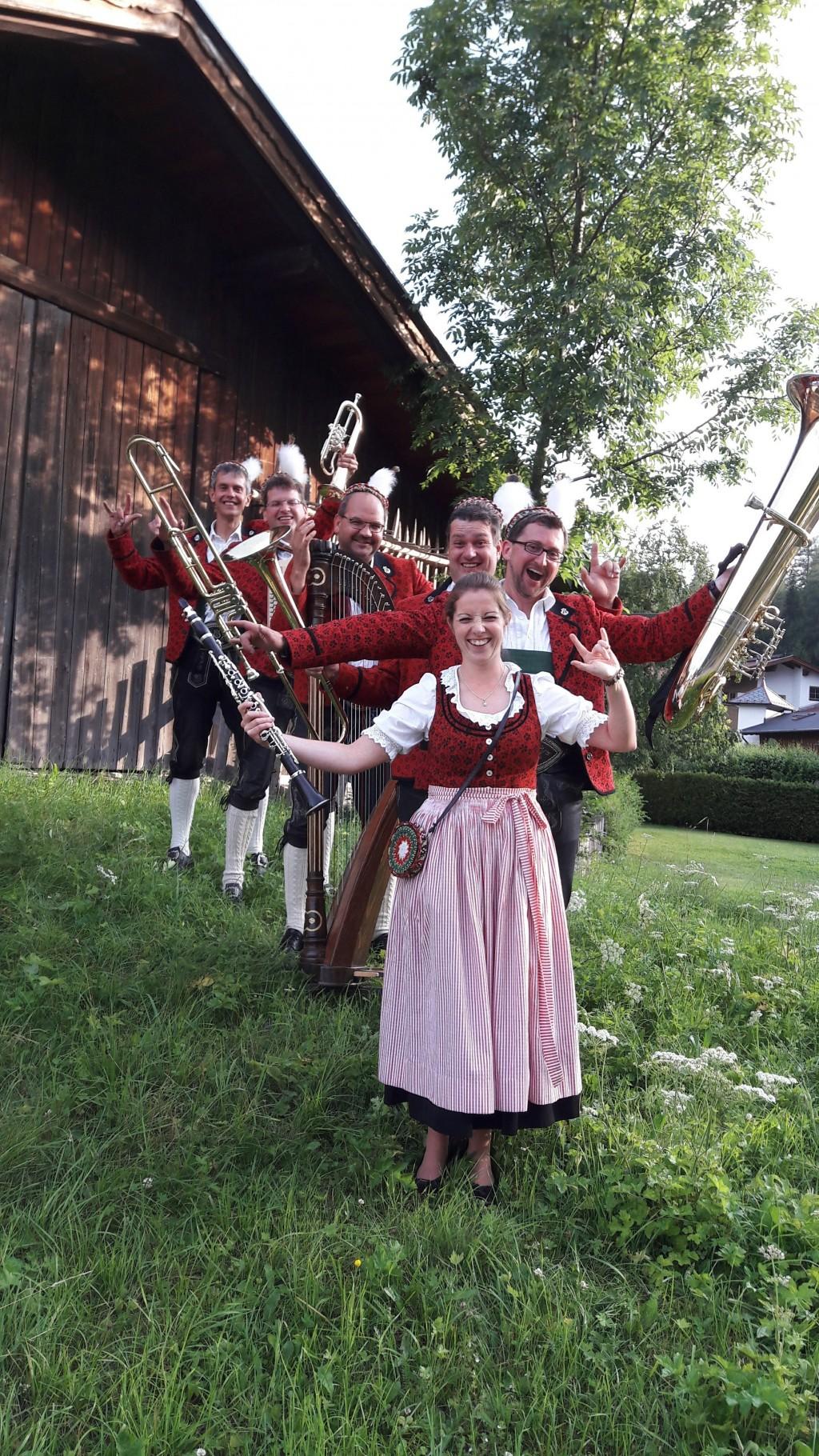 Bild von Gruppe Luitascher Tanzlmusi