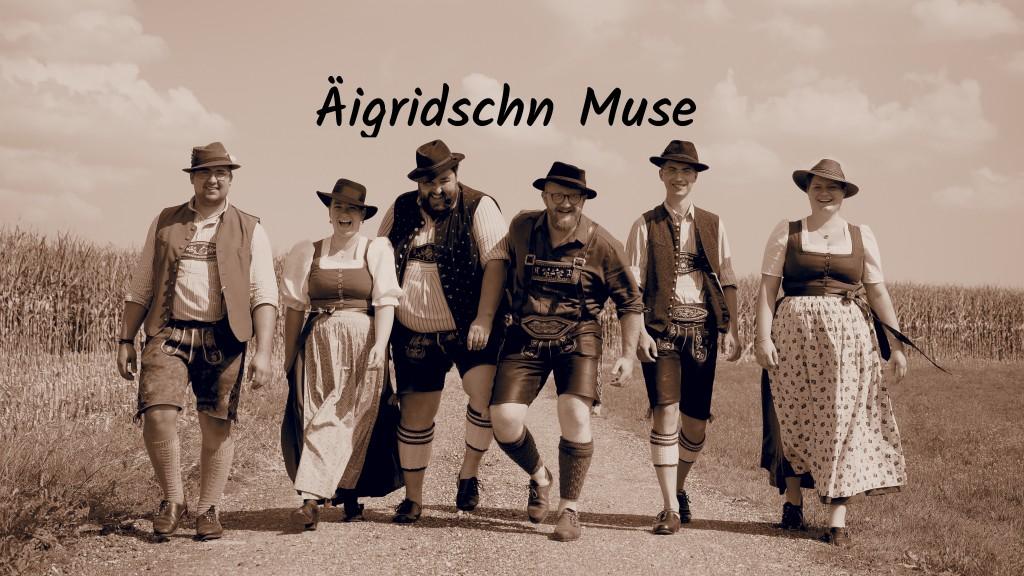 Bild von Gruppe Äigridschn Muse