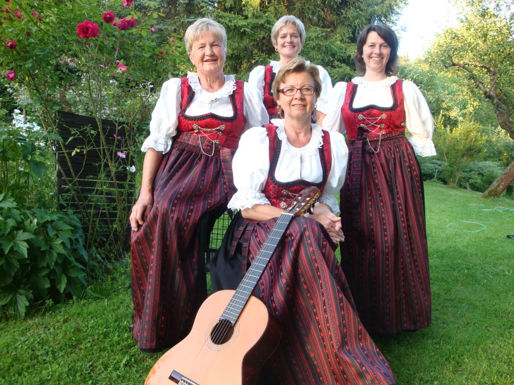 Bild von Gruppe Maierbachsängerinnen